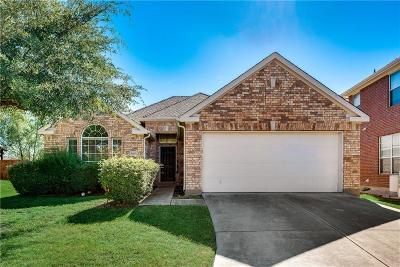 Mckinney Single Family Home Active Option Contract: 8105 Luzerne Drive