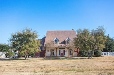 Haslet Single Family Home For Sale: 13808 Mallard Springs Drive