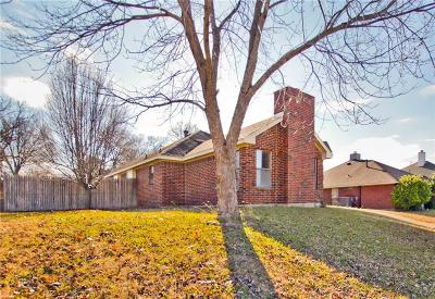 Garland Single Family Home For Sale: 4030 Guthrie Road