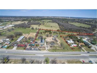 Weatherford Commercial For Sale: 2317 Fort Worth Highway