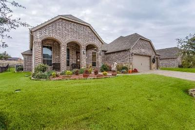 Fort Worth Single Family Home For Sale: 11009 Swift Current Trail