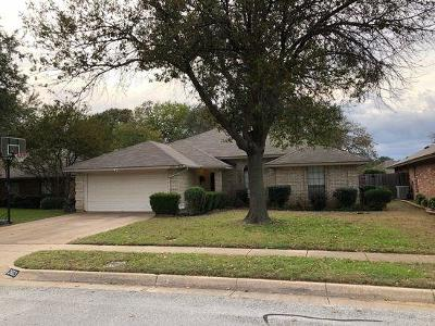 Euless Residential Lease For Lease: 2603 Bayberry Lane