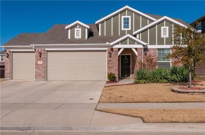 Fort Worth Single Family Home For Sale: 436 High Desert Drive
