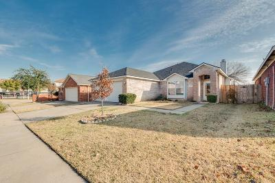 Euless Single Family Home Active Option Contract: 814 E Huitt Lane