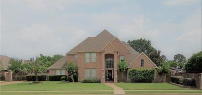 Grapevine Single Family Home For Sale: 3307 Ashmore Lane