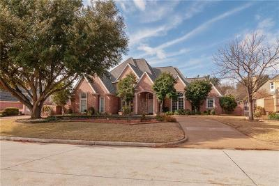 Colleyville Single Family Home For Sale: 4504 Dartmoore Lane