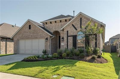Little Elm Single Family Home For Sale: 5108 Ember Place