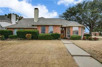 Flower Mound Single Family Home For Sale: 2525 Cornell Drive