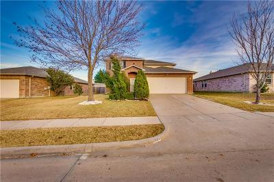 Little Elm Single Family Home For Sale: 2609 Mariners Drive