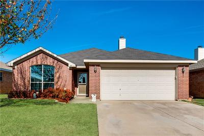 Fort Worth Single Family Home For Sale: 749 Buffalo Springs Drive