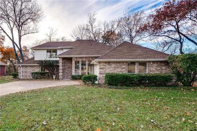 Garland Single Family Home For Sale: 1317 Norfolk Court