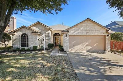 Grand Prairie Single Family Home For Sale: 4322 Briar Hill Drive