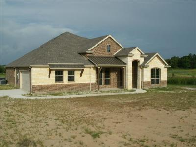 Springtown Single Family Home For Sale: 8210 Old Springtown Road