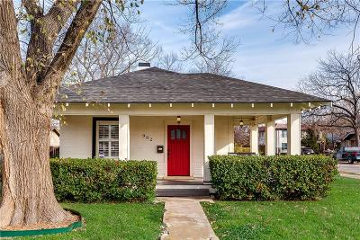 Oak Cliff Annex, Oak Cliff Anx Add, Oak Cliff Estates, Oak Cliff Gardens, Oak Cliff Original, Oak Cliff Original Town Of Single Family Home For Sale: 902 N Edgefield Avenue