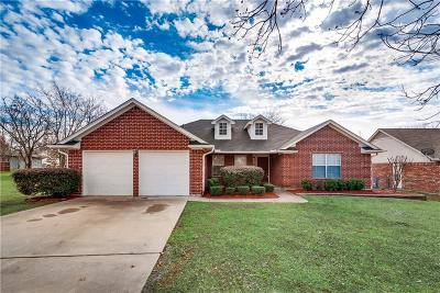 Crandall Single Family Home For Sale: 311 W Trunk Street