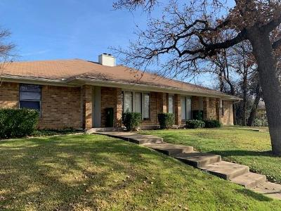 Hurst Residential Lease For Lease: 1610 Brown Trail