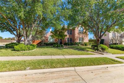 Plano Single Family Home For Sale: 6612 Gray Wolf Drive