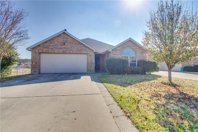 Waxahachie Single Family Home Active Option Contract: 96 Briar Lane