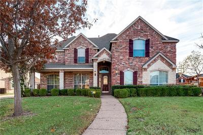 Rowlett Single Family Home For Sale: 10005 Huffines Drive