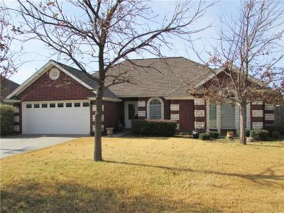 Stephenville Single Family Home For Sale: 1585 Glenwood Drive