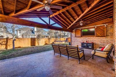 Denton County Single Family Home For Sale: 1125 Burnett Drive