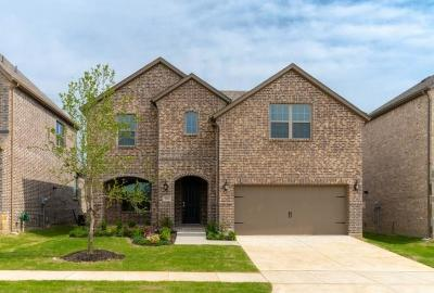 Fort Worth Single Family Home For Sale: 3037 Bella Lago Drive