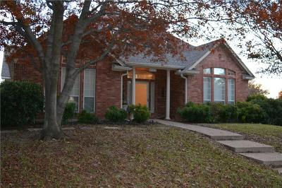 Fort Worth Single Family Home For Sale: 6159 White Tail Trail