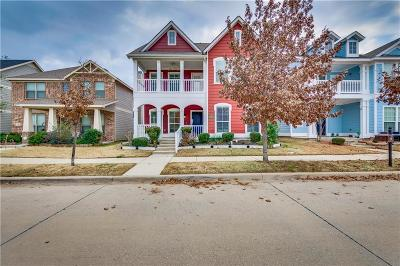 Aubrey Single Family Home For Sale: 1609 Sycamore Street