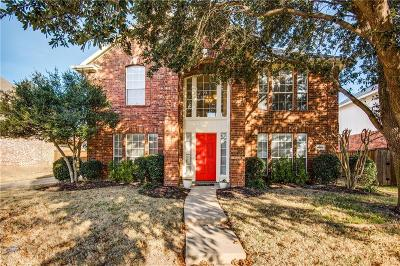 McKinney Single Family Home For Sale: 4906 Redwood Drive
