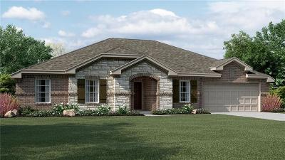 Waxahachie Single Family Home For Sale: 109 Affirmed Boulevard