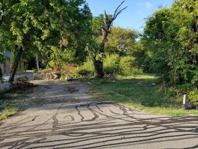 Dallas County Residential Lots & Land For Sale: 7722 Garner Road