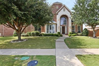 Frisco Single Family Home For Sale: 1224 Crockett Drive