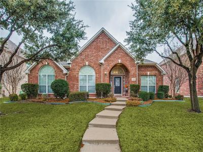 Frisco Single Family Home Active Option Contract: 14686 Alstone Drive