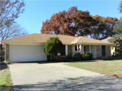 North Richland Hills Residential Lease For Lease: 5509 Irish Spring Lane