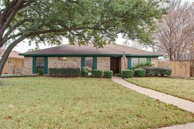 Richardson Single Family Home For Sale: 1620 Auburn Drive