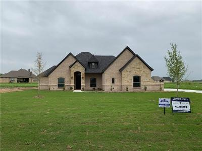 Springtown Single Family Home For Sale: 240 Columbia Court