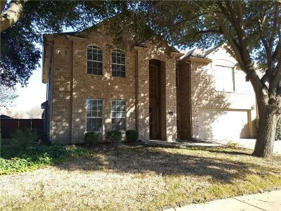 Frisco Single Family Home For Sale: 5814 Plantation Lane