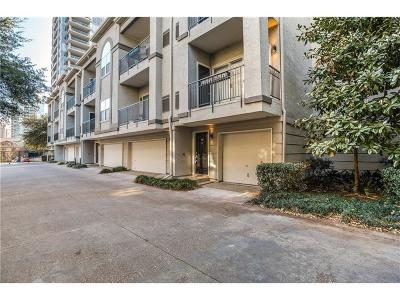 Dallas Condo For Sale: 2201 Wolf Street #7105