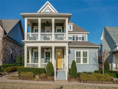 Collin County Single Family Home For Sale: 2601 Fitzgerald Avenue