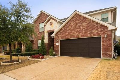 Carrollton Single Family Home Active Option Contract: 1609 Audubon Court
