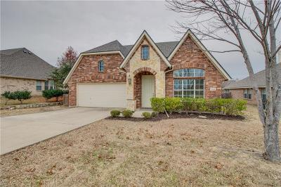 Wylie Single Family Home For Sale: 1325 Hill View Trail