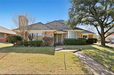 Dallas Single Family Home For Sale: 5712 Still Forest Drive