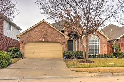 Irving Single Family Home Active Option Contract: 8914 Lakewood Drive