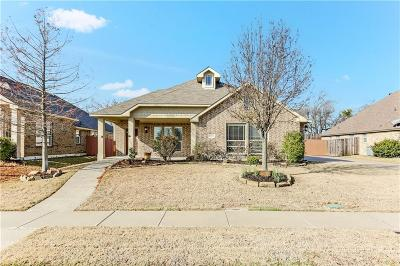 Midlothian Single Family Home For Sale: 1101 Willow Crest Drive