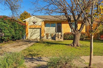Dallas Single Family Home For Sale: 2026 Rugged Drive