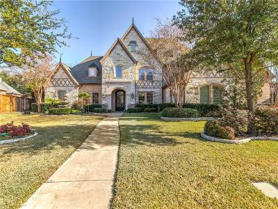 Colleyville Single Family Home For Sale: 6780 St Moritz Parkway