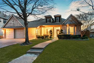 Denton County Single Family Home For Sale: 4547 Mariner Drive