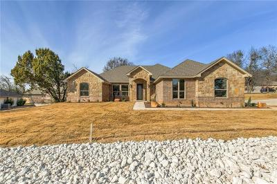 Granbury Single Family Home For Sale: 8800 Brierfield Road