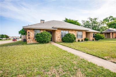 Desoto Multi Family Home For Sale: 435 Warbler Drive