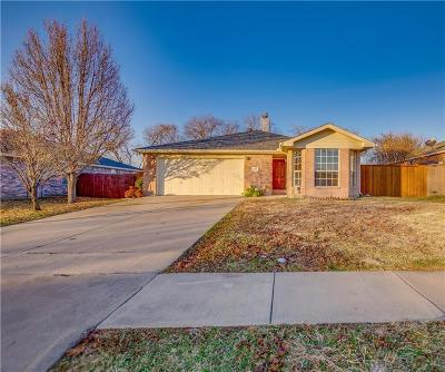 Wylie Single Family Home For Sale: 227 Lake Travis Drive